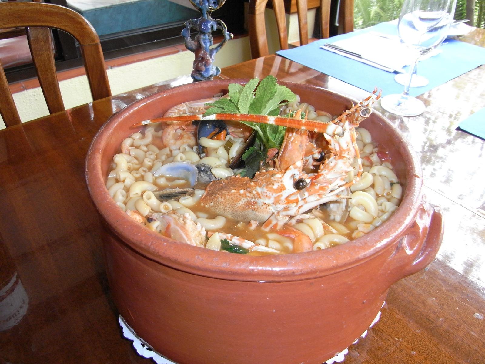Restaurante Bar A Lagosteira