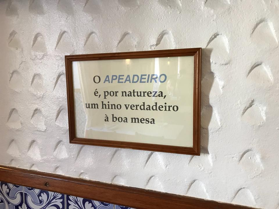 Restaurante Apeadeiro