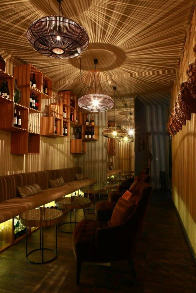 Mezzanine Creative Restaurant