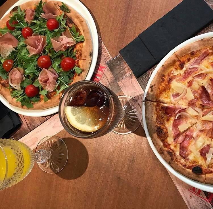 Ristorante e Pizzeria BOX 208