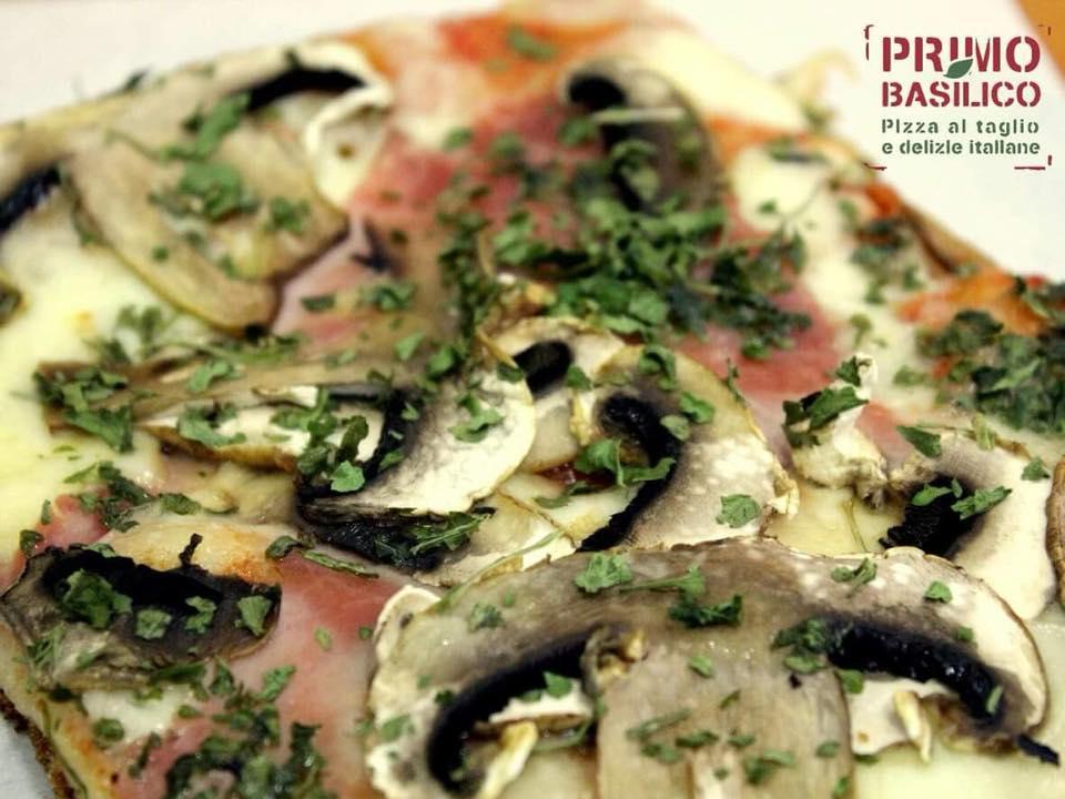 Pizzaria Primo Basílico