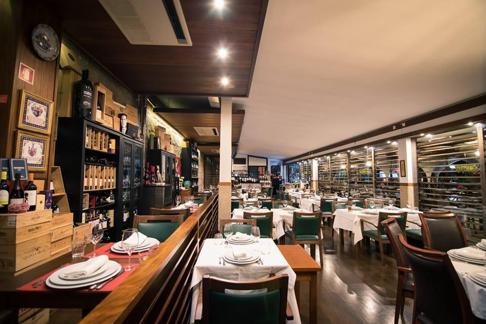 Restaurante casa do Lago