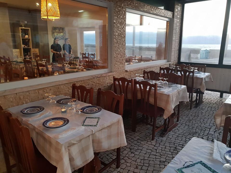 """Restaurante Marisqueira Flor do Liz """" A viuva """""""